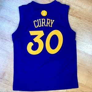 Stephen Curry Christmas (2016) Adidas Jersey S
